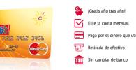 Tarjeta de crédito Cofidis