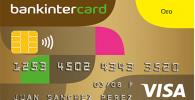 tarjeta Bankinter Card Oro
