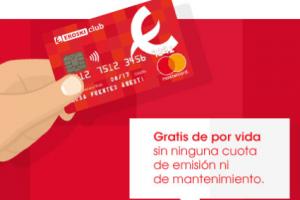 Tarjeta EROSKI Club Mastercard