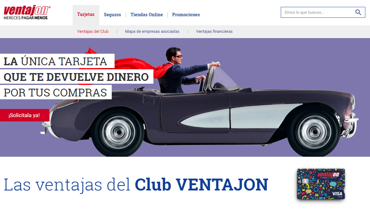 Club VENTAJON