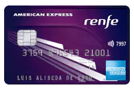 Tarjeta American Express Renfe