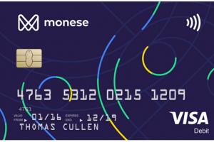 tarjeta Monese