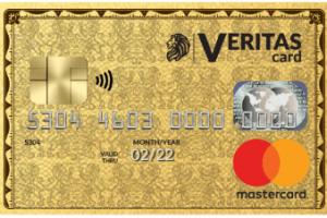 tarjeta Veritas MasterCard