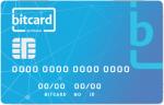 Tarjeta Bitcard Bitnovo