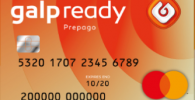 tarjeta Galp Ready MasterCard