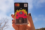 Tarjeta Rebellion Pay mastercard